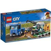 Maaidorser transport Lego