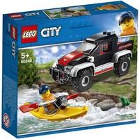 Kajak avontuur Lego