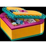 LEGO Andrea`s Hartvormige doos Lego