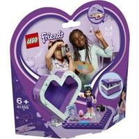 Emma`s Hartvormige doos Lego
