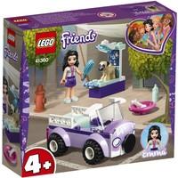Emma`s mobiele dierenkliniek Lego