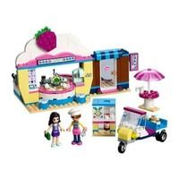 Olivia`s Cupcake Cafe Lego