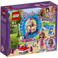Olivia`s hamsterspeelplaats Lego