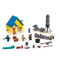 Emmets droomhuis/reddingsraket Lego
