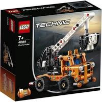 Hoogwerker Lego