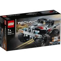 Vluchtwagen Lego