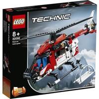 Reddingshelikopter Lego