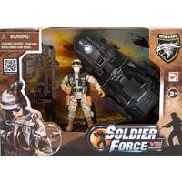 Rapid Action met Waterscooter Soldier Force VIII