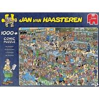 Puzzel JvH: De Drogisterij 1000 stukjes