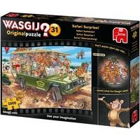 Puzzel Wasgij Original 31: Safari 1000 stukjes