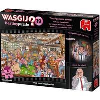 Puzzel Wasgij Destiny 19: Puzzelhoek 1000 stukjes