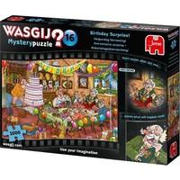 Puzzel Wasgij Mystery 16: Verrassing 1000 stukjes
