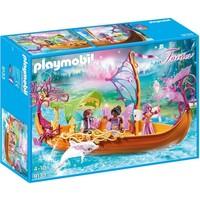 Magische feeenboot Playmobil