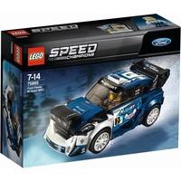 Ford Fiesta M-Sport WRC Lego