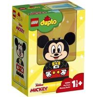 Mijn eerste Mickey Mouse Lego Duplo