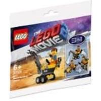 Mini-meesterbouwer Emmet Lego