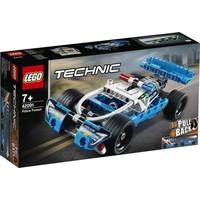 Politie achtervolging Lego