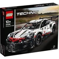 Porsche 911 RSR Lego