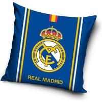 Kussen Real Madrid blauw 40x40 cm