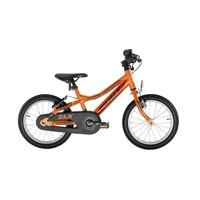 Kinderfiets Puky racing oranje 16 inch