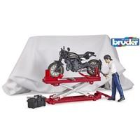 Bworld motorservice Bruder 62101