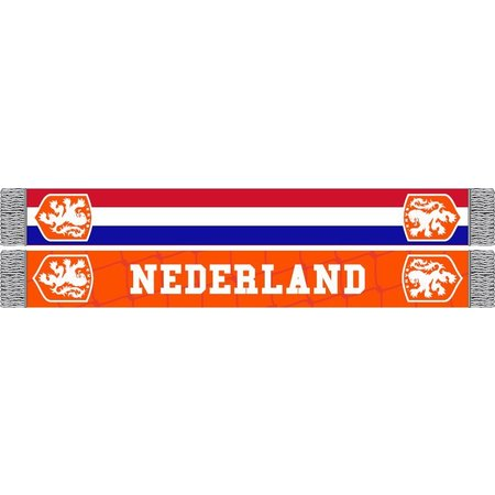 Holland Sjaal holland rood/wit/blauw KNVB