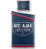 AJAX Amsterdam Dekbedovertrek ajax blauw 140x200/60x70 cm