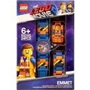 LEGO License Horloge LEGO The Movie 2 Emmet