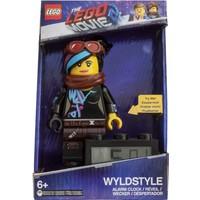 Wekker LEGO The Movie 2 Wyldstyle