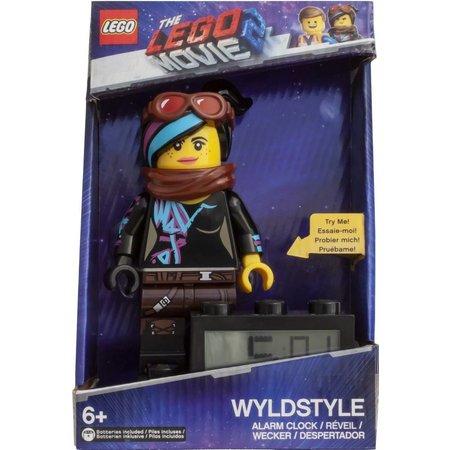 LEGO License Wekker Lego Ninjago: Wyldstyle