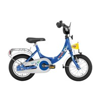 Kinderfiets Puky licht blauw 12 inch