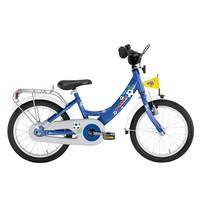 Kinderfiets Puky licht blauw 16 inch