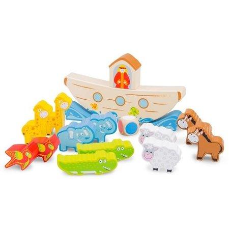New Classic Toys Balansspel New Classic Ark van Noach