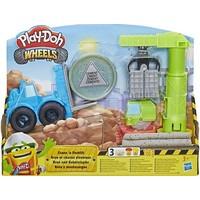 Kraan en Heftruck Play-Doh: 168 gram