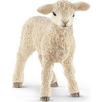 Schleich Lammetje 13883 - Schaap Speelfiguur - Farm World - 5,3 x 2,3 x 4,7 cm