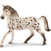 Schleich Knabstrupper hengst 13889 - Paard Speelfiguur - Horse Club - 14,2 x 5,2 x 11,9 cm