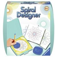 Mini Spiral Designer: licht groen