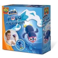 Aqua zwemmende pinguin SES