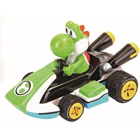 Carrera Auto Pull & Speed Mario Kart 8 - Yoshi