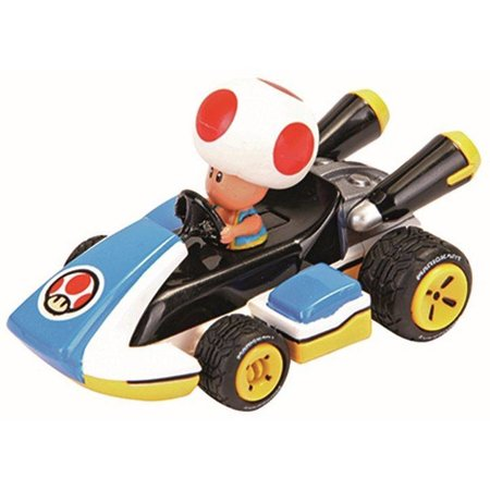 Carrera Auto Pull & Speed Mario Kart 8 - Toad