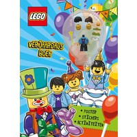 Boek LEGO verjaardag verrassingsboek