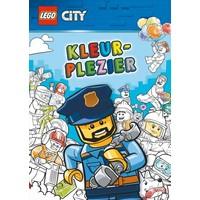 Kleurboek LEGO City