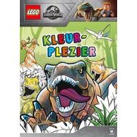 Kleurboek LEGO Jurassic World