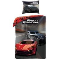 Dekbed Fast & Furious: 140x200/70x90 cm