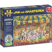 Puzzel JvH: Acrobaten Circus 1000 stukjes