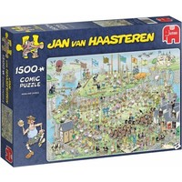 Puzzel JvH: Highland Games 1500 stukjes