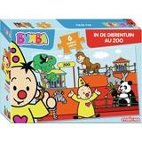 Bumba Puzzel in de dierentuin - 6 stukjes