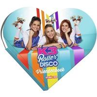Vriendenboek K3 Roller disco