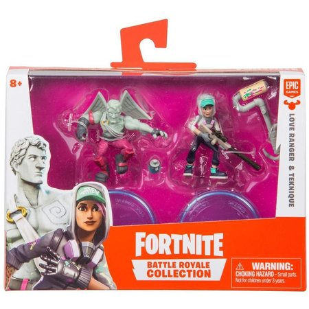 Fortnite Action figure Fortnite 2-pack 5 cm