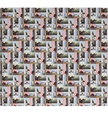 Non-License Kaftpapier Amazone: 2x vel 100x70 cm (480552)